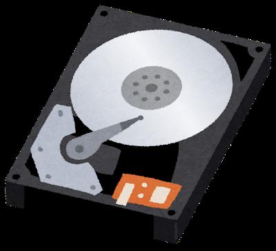 電子化データはCDとHDD保存どっちがいいの